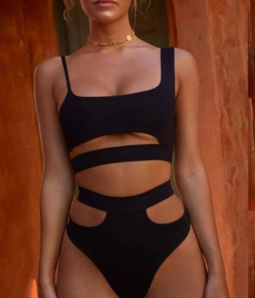 Bougee- Swimsuit Black