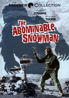 The Abominable Snowman 1957 DVD Peter Cushing Forrest Tucker