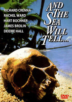 And The Sea Will Tell 1991 2 Disc DVD Set Richard Crenna Rachel Ward