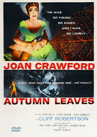 Autumn Leaves 1956 DVD Joan Crawford Cliff Robertson Vera Miles Playable in US