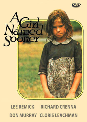 A Girl Named Sooner 1975 DVD Lee Remick Richard Crenna Don Murray Cloris Leachman Indiana Bootlegger