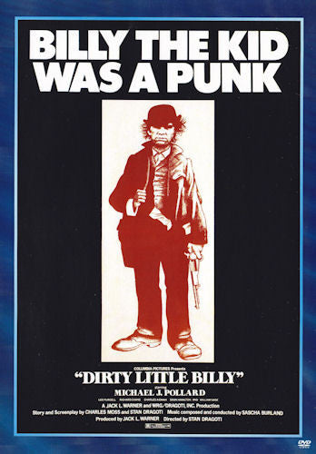 Dirty Little Billy (DVD)