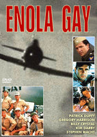 Enola Gay The Men The Mission The Atomic Bomb Gregory Harrison Billy Crystal Patrick Duffy 1980 DVD
