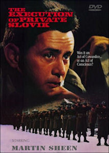 The Execution of Private Slovik (DVD) 1974