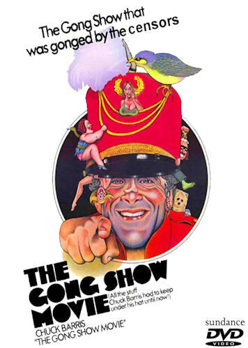 The Gong Show Movie (DVD) - Limited availability!
