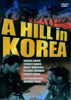 A Hill In Korea DVD 1956 George Baker Stanley Baker Michael Caine Stephen Boyd Harry Andrews