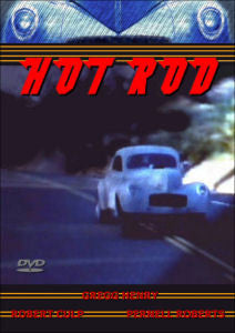 Hot Rod DVD 1979 Rebel of the Road Gregg Henry Robert Culp Pernell Roberts