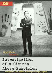 Investigation of a Citizen Above Suspicion (1970)