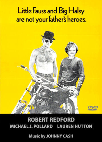 Little Fauss and Big Halsy (DVD)