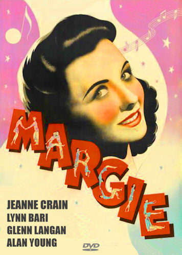 Margie 1946 DVD Playable in the US Jeanne Crain Lynn Bari Alan Young