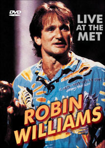 Robin Williams - Live at the Met (DVD)