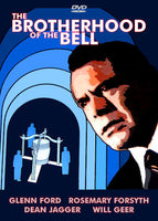 Brotherhood of the Bell DVD 1970 Glenn Ford Will Geer Dean Jagger