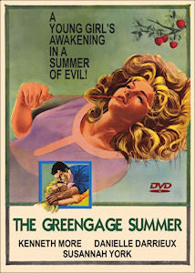 The Greengage Summer (Loss of Innocence) DVD