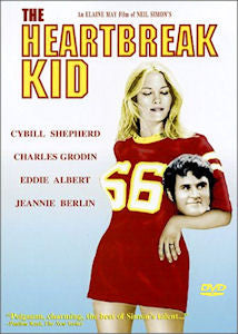 The Heartbreak Kid (1972) DVD