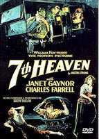7th Heaven 1927 Silent Seventh Heaven DVD Janet Gaynor Charles Farrell