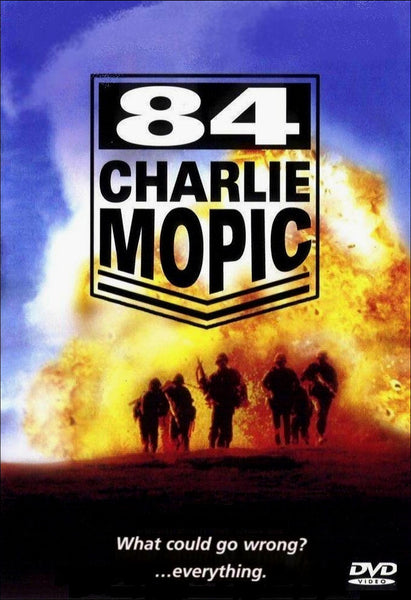 84 Charlie MoPic DVD Jonathan Emerson Motion Picture Unit Mo-Pic