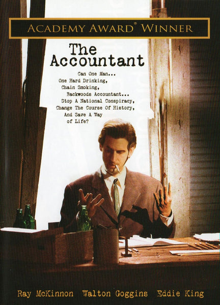 The Accountant (2001) DVD