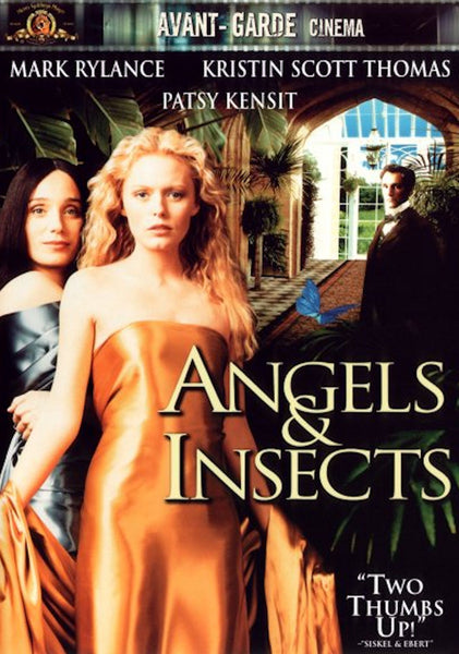 Angels and Insects 1995 Mark Rylance Kristin Scott Thomas Patsy Kensit DVD Region 1 Jeremy Kemp