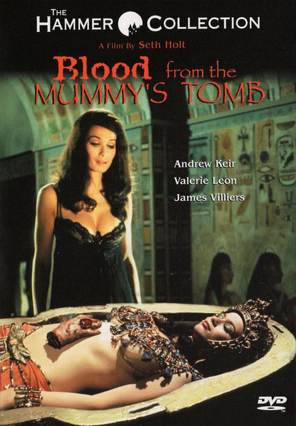 Blood From the Mummy's Tomb (DVD)