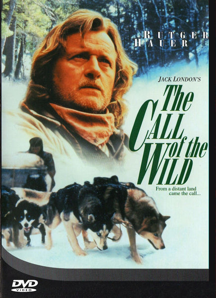 The Call of the Wild (1997) DVD Rutger Hauer