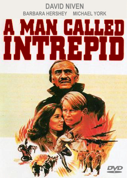A Man Called Intrepid 1979 DVD David Niven Michael York
