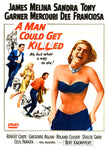 A Man Could Get Killed DVD James Garner Melina Mercouri Tony Franciosa Sandra Dee
