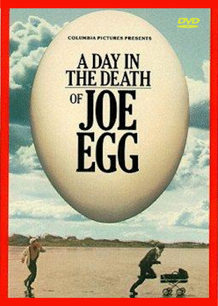 A Day in the Death of Joe Egg DVD Alan Bates Janet Suzman Edward Albee 1972 Region One