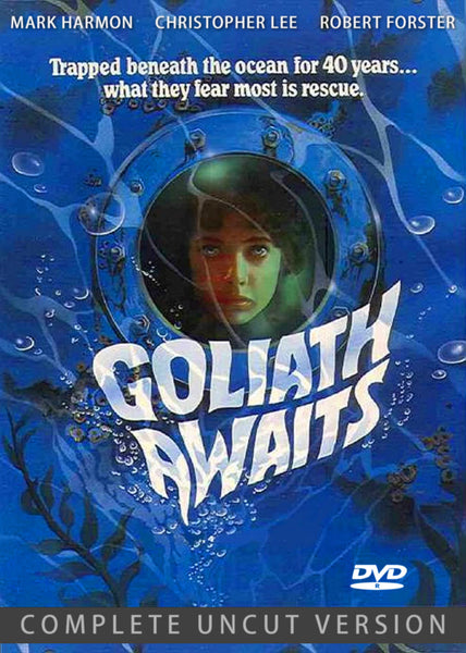 Goliath Awaits (Complete and Uncut) 2-Disc set!