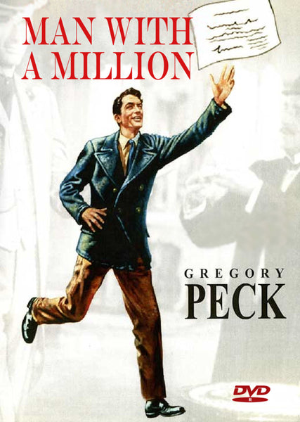 Man with a Million The Million Pound Note DVD 1954 Gregory Peck