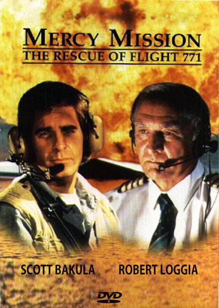 Mercy Mission: The Rescue Of Flight 771 (DVD)