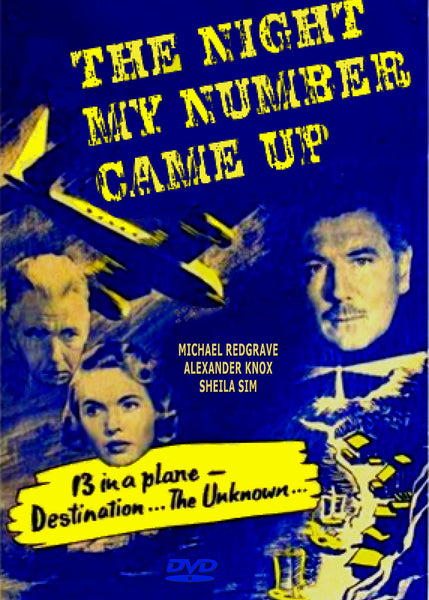 The Night My Number Came Up (DVD)