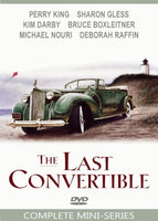 The Last Convertible 1973 DVD Perry King Bruce Boxleitner