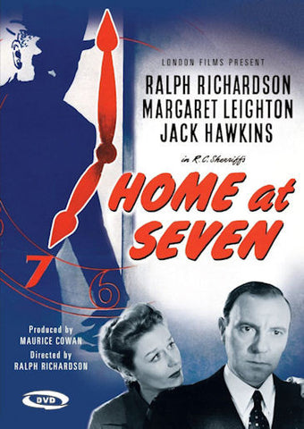 Home at Seven (Murder on Monday)