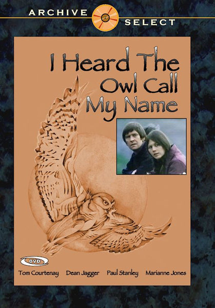 I Heard the Owl Call My Name DVD 1973 Tom Courtenay Dean Jagger Paul Stanley Region 1