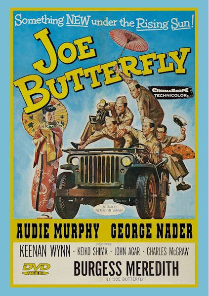 Joe Butterfly (1957) DVD