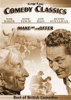 Make Me An Offer 1955 DVD Peter Finch Alfie Bass Adrienne Corri Playable in US Remastered