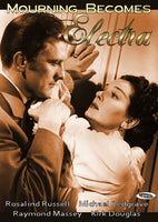 Mourning Becomes Electra 1947 DVD Rosalind Russell Kirk Douglas Eugene O'Neil