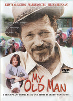 MY OLD MAN DVD 1979 Warren Oates Kristy McNichol Eileen Brennan Story by Ernest Hemmingway