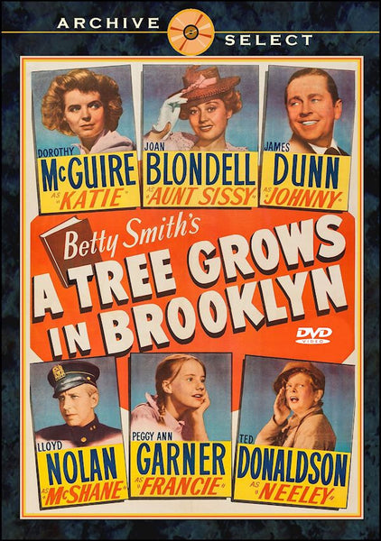 A Tree Grows in Brooklyn 1945 Dorothy McGuire Joan Blondell James Dunn CC Re-mastered Lloyd Nolan
