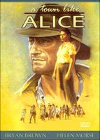 A Town Like Alice 3 disc DVD set 1981 Australian mini-series Bryan Brown
