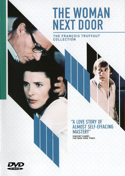 Woman Next Door La Femme d'à côté Truffaut Depardieu Ardant DVD French w/ English Playable in US