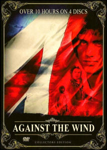 Against the Wind DVD 1978 Mary Larkin Jon English Bryan Brown 4 Disc set Region 1 Complete Uncut