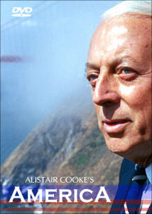 Alistair Cooke's America 4-Disc set 1972 1973 Over 13 hours Region 1 Classic doc Great library