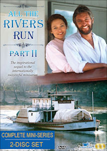 All The Rivers Run II (Complete, Uncut Sequel Miniseries) 2-Disc set