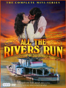 All the Rivers Run DVD 1983 Complete John Waters Sigrid Thornton Australian Mini-series PBS BBC