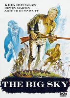 The Big Sky  (1952) DVD - NOW IN COLOR!