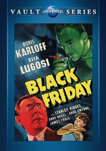 Black Friday (1940) DVD