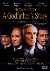 Bonanno: A Godfather's Story (Complete Uncut Mini-series) Deluxe 2-Disc set!