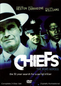 Chiefs 1983 Complete Mini-series Charlton Heston Keith Carradine Billy Dee Williams Brad Davis
