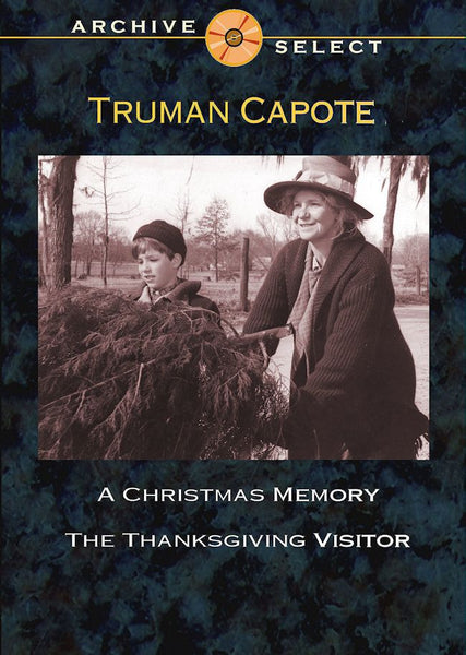 A Christmas Memory & The Thanksgiving Visitor 1966 1967 Truman Capote in Color! Geraldine Page
